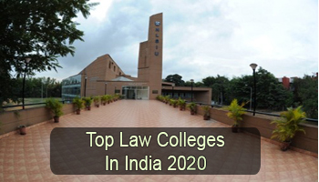 Top Law Colleges in India as Per NIRF Ranking