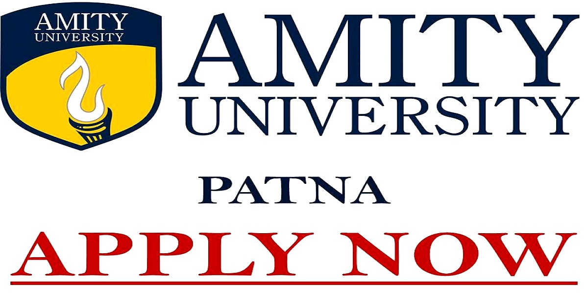 AMITY UNIVERSITY- APPLY NOW