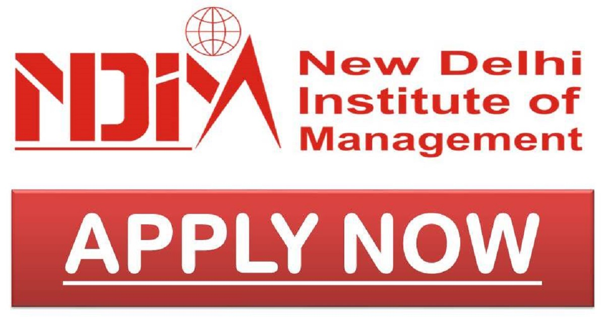 New Delhi Institute of Management- APPLY NOW